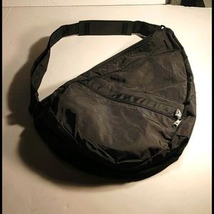 Ameribag black Nylon Bag